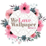 we love wallpaper